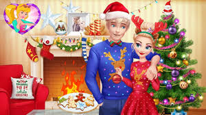 a magic christmas with elsa and jack disney christmas tree