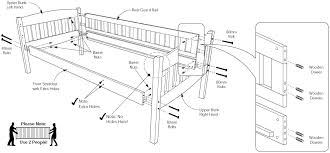 Bunk Bed Screws Bunk Bed Screws And Bolts Bunk Beds Design Home Gallery