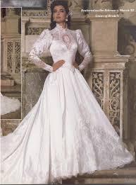 1985 wedding dresses feb mar 1986 brides magazine wedding dress wedding