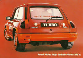 renault 5 renault 5 turbo 2 1985 cartype