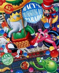 image macy s parade 1991 poster jpg macy s thanksgiving day