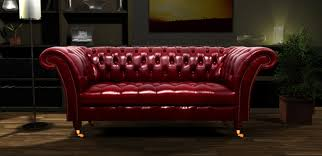 dark red leather sofa deep red chesterfield sofa seating pinterest chesterfield