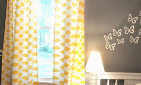 Curtains For Kitchen by Curtains Kitchen Curtains Yellow Gripping Cotton Kitchen
