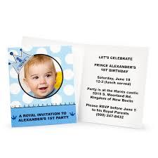 1st birthday personalized invitations birthdayexpress com