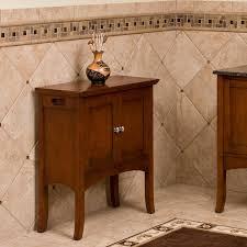 laundry hamper furniture 29 quot cadmon wood laundry hamper cherry finish bathroom ideas
