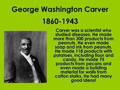biography george washington carver black history month project george washington carver parents