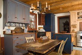 Rustic Cabinets For Sale Distressed Furniture For Sale Kitchen Rustic With Blue Cabinets