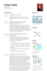Financial Advisor Resume Sample by Independent Consultant Resume Samples Visualcv Resume Samples