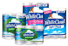White Cloud Bathroom Tissue - coupons to print white cloud pasta prima fast fixins and more