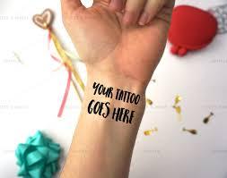 Temporary Temporary Tattoo Mockup Product Mockups Creative Market