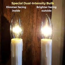 Window Candle Lights Window Candle