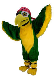 buy polly parrot mascot bird costume mask us t0149 from costume