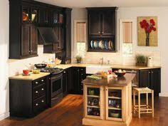 vibe cabinets door styles a small but powerful kitchen loving the all black with a patterned