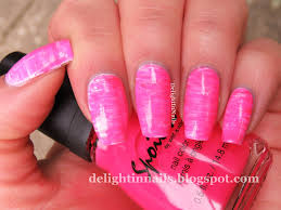 delight in nails 40 great nail art ideas pink