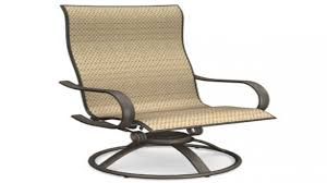 Woodard Belden Padded Sling Aluminum Furniture Lowes Lounge Chairs Lowes Zero Gravity Chair Lowes