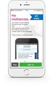 discount vouchers mothercare my mothercare exclusive club offers vouchers mothercare