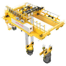 double girder ladle handling cranes konecranes usa