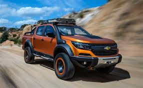 jeep prototype truck is this chevy colorado xtreme concept a glimpse at the next