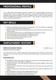 corporate resume format resume format for company lovely resume sles doc