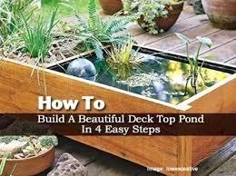 Backyard Pond Building Building Garden Pond U2013 Exhort Me