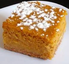 paula deen s butter pumpkin cake my new thanksgiving dessert