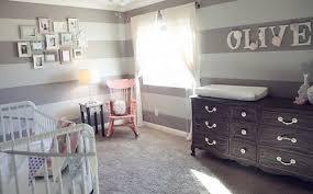 chambre bébé romantique inspiration 10 ambiances de chambre de bébé