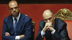 letta si dimette berlusconi fa dimettere ministri 礙 crisi letta gesto folle per