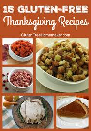15 gluten free thanksgiving recipes gluten free homemaker