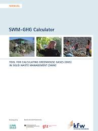 ghg from waste waste management municipal solid waste