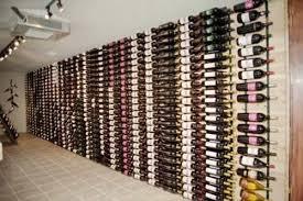 metal wine racks wall wine rack vintageview wine racks