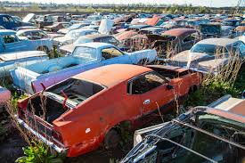classic cars this colorado parts yard has been collecting classic cars for