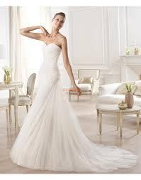 robe de mariã e printemps elégant luxueux printemps décolleté dans le dos robes de mariée