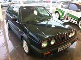 Golf Gti Mk2 Interior The Best Golf Mk2 In The Country