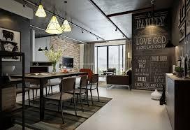 creative chalkboard wall interior designs