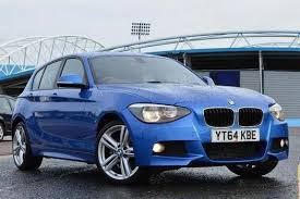 bmw 1 series x drive 2014 bmw 1 series 120d xdrive m sport 5 door diesel hatchback in