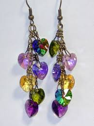 mardi gras earrings 864 best mardi gras images on mardi gras party