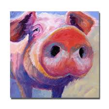 Home Decor Paintings For Sale Compare Prices On Pig Oil For Sale Online Shopping Buy Low Price