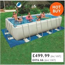 sand and water table costco costco pools swimming pools paddling pools uk