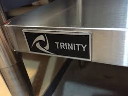 Trinity Stainless Steel Cooler by Hands On Review Trinity Ecostorage Nsf Stainless Steel Table
