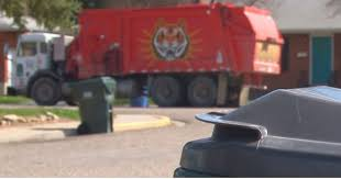 garbage collection delayed due to thanksgiving local news kpvi