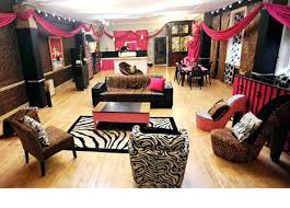 leopard decor for living room living room unique cheetah print living room ideas with regard to