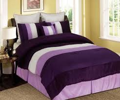 Cheap Purple Bedding Sets The Many Variations Of Purple Comforter Sets Bedding