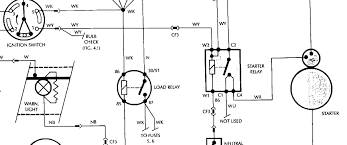 bosch relay symbols