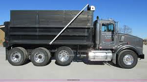 kw t800 for sale 2005 kenworth t800 triple axle dump truck item f5385 sol