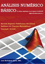 analisis numerico basico libro