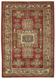 Rugs With Red Accents New Contemporary Russian Kazak Area Rug 3361