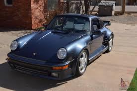 porsche 930 turbo wide body turbo 911 all steel euro wide body 930 51 twin plug k27 turbo show