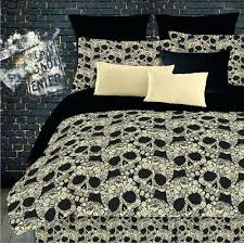 Green Bedding For Girls by Skull Bedding For Girls Comforter Set Twin Xl Full Queen Bed In A