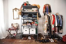 No Closet Solution by Closet Organization Ideas Clothing Storage Solutions