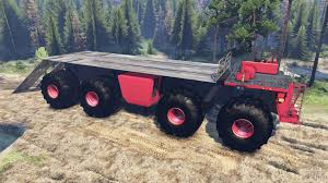 Ford F350 Monster Truck - truck for spin tires